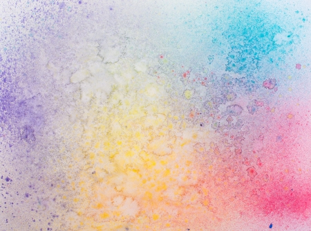 Watercolour abstract background photo