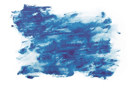 aquarelle: Abstract watercolor aquarelle paint hand drawn colorful splatter stain.