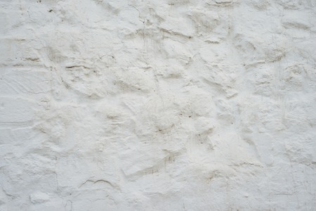 White brick stone blocks wall background and texture.