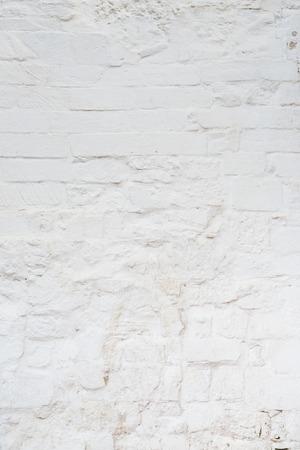 白レンガ石ブロック壁の背景やテクスチャ。