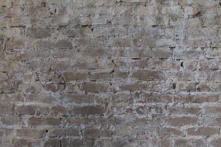 벽돌 벽, 돌 블록의 오래 된 질감입니다. 배경.