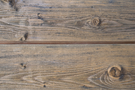 Old brown wood plank wall or desk texture background.
