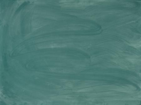 Chalkboard Blackboard Chalk rubbed out on school board.
