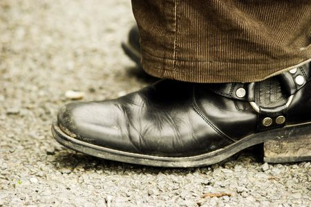 hem: These boots were made for walking
