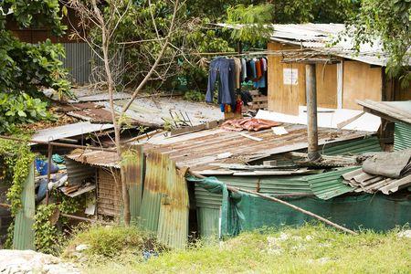 dwelling: A dwelling in Bangkok