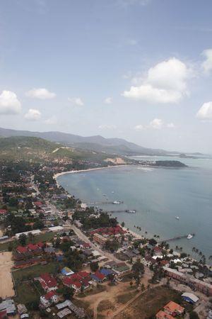 The coast of Koh Samui, Thailand Stock Photo - 2575534