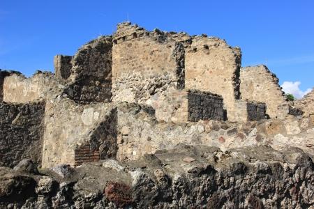 pompeii: Pompeii Ruins