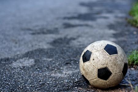 futsal: Soccer ball on ground, Street soccer ball, futsal