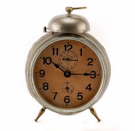 Old alarm clock Stock Photo - 1291173