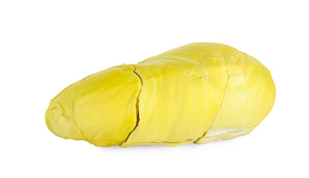 Durian , King of Fruits isolated on white background. 写真素材