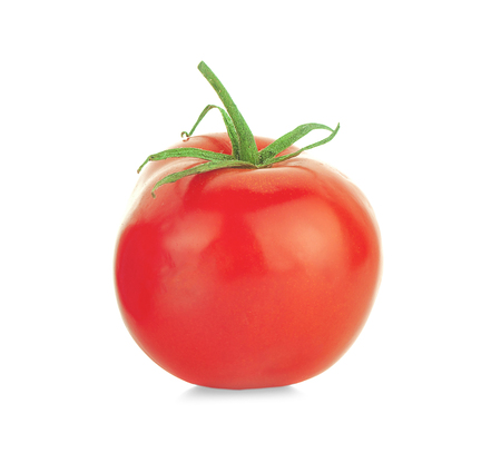 tomatoes isolated on the white background 写真素材