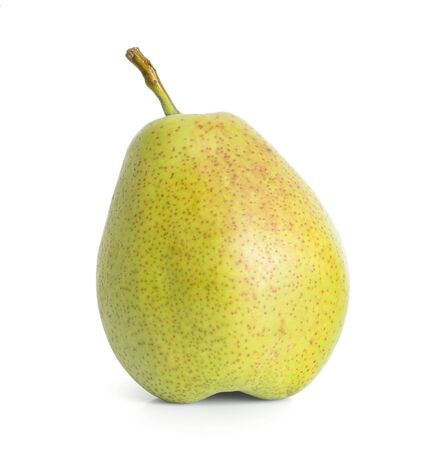 Chinese fragrant pear an isolated on white background