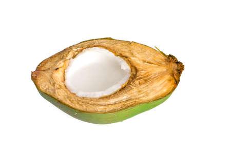 avocado fruit  an isolated on white background
