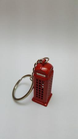 cabina telefonica: cabina de tel�fono de Londres Foto de archivo