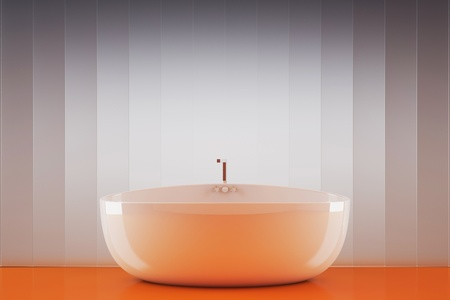 bathtub Stock Photo - 12987069