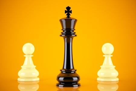 Winner concept 3d chess