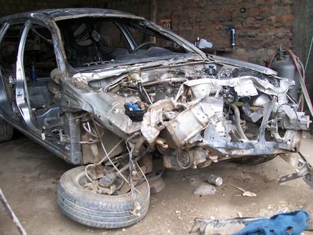 coche: auto matogrado Stock Photo