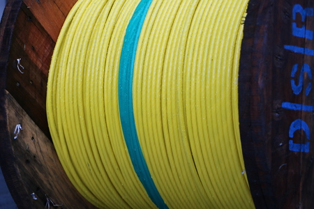 cables: Electric cables  wire line