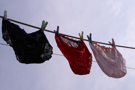 undergarment: undergarment Stock Photo