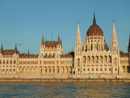 senate: Budapest Parliament is the third largest parliament in the world