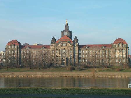 chancellerie: Chancellerie d'Etat de Saxe � Dresde