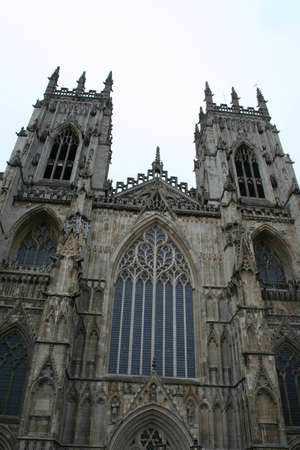 york minster: York Minster in Great Britain