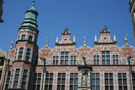 arsenal: The Great Armory or Great Arsenal in Gdansk Poland