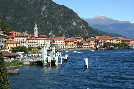 como: Menaggio on Lake Como in Italy