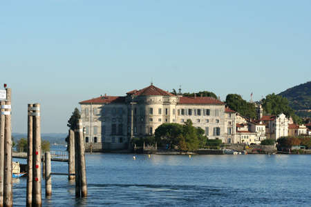 bella: Isola Bella on Lake Maggiore in Italy