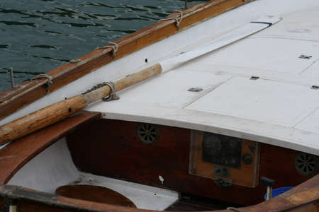 Rowing Boat  photo