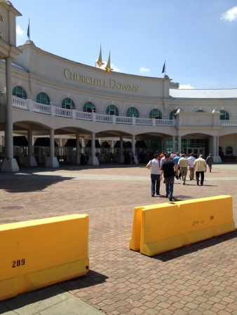 churchill: Churchill downs