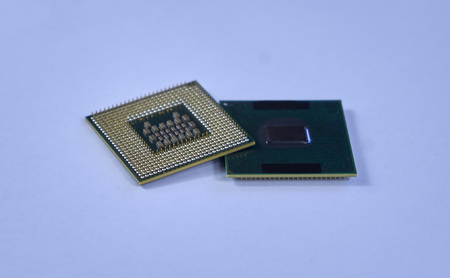 Central processing unit CPU processors microchip