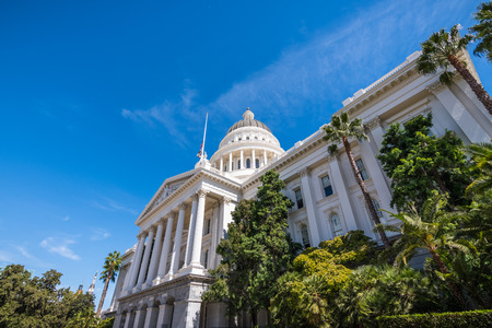 California State Capitol building, Sacramento, California