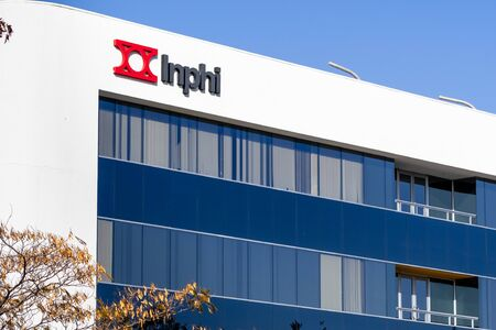 Oct 27, 2019 Santa Clara  CA  USA - Inphi offices in Silicon Valley; Inphi Corporation is an American company that produces analog and mixed-signal semiconductor components and optical subsystems
