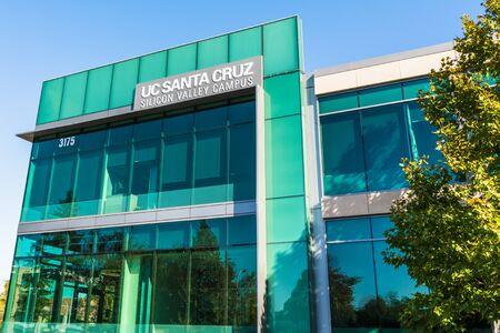 Oct 31, 2019 Santa Clara  CA  USA - UC Santa Cruz campus in Silicon Valley; UC Santa Cruz or UCSC is a public research university in Santa Cruz, California Editorial