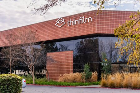 Jan 12, 2020 San Jose / CA / USA - ThinFilm offices in Silicon Valley; Thin Film Electronics ASA is a Norwegian printed electronics company, headquartered in Oslo