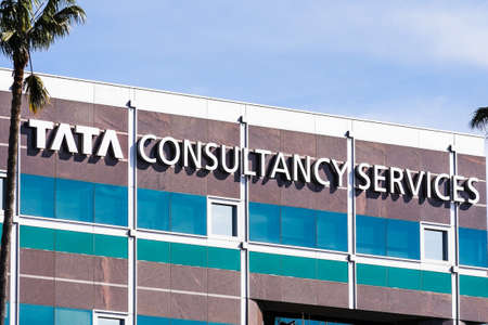 Feb 27, 2020 Santa Clara / CA / USA - Tata consultancy services ltd. (TCS) offices located in Silicon Valley; TCS is an Indian multinational IT service and consulting company part of the Tata Group