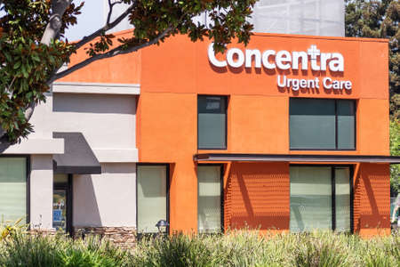 Aug 26, 2020 Santa Clara / CA / USA - Concentra Urgent Care clinic; Concentra Inc., is a national health care company that offers various medical services