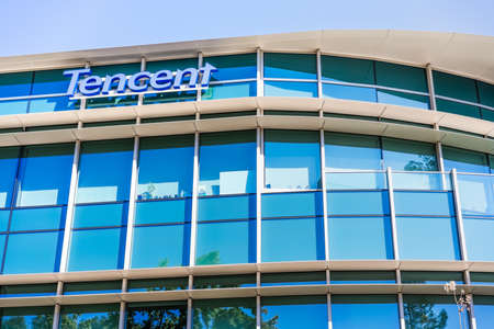 Sep 29, 2020 Palo Alto / CA / USA - Tencent offices in Silicon Valley; Tencent Holdings Limited is a Chinese multinational conglomerate holding company and one of the world's top technology companies