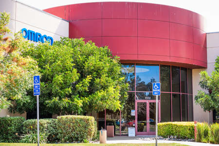 Sep 17, 2020 Fremont / CA / USA - OMRON headquarters in Silicon Valley; Omron Corporation is a Japanese electronics company generally known as a producer of medical equipment