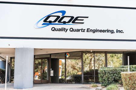 Sep 17, 2020 Newark / CA / USA - Quality Quartz Engineering headquarters in Silicon Valley; Quality Quartz Engineering Inc is a build-to-order company that machines quartz glass 新闻类图片
