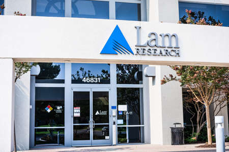 Sep 17, 2020 Fremont / CA / USA - Lam Research headquarters in Silicon Valley; Lam Research Corporation is an American corporation that operates in the semiconductor industry