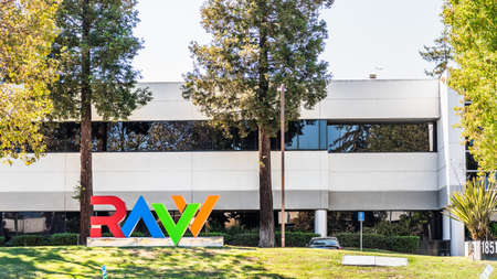 Sep 24, 2020 Milpitas / CA / USA - RAVV headquarters in Silicon Valley; RAVV is an advance technology group that focuses on intercontinental high-tech incubation and investments