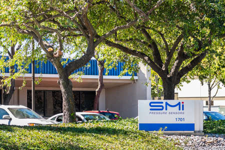 Sep 24, 2020 Milpitas / CA / USA - SMI headquarters in Silicon Valley; Silicon Microstructures Inc. (SMI), a semiconductor sensor company, was acquired by TE Connectivity in 2019