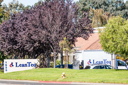 Sep 24, 2020 Milpitas / CA / USA - LeanTeq headquarters in Silicon Valley; LeanTeq Co., Ltd., which operates in the semiconductor industry, was acquired by EnPro Industries in 2019