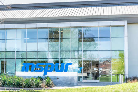 Sep 24, 2020 Milpitas / CA / USA - Inspur headquarters in Silicon Valley; Inspur Group provides data center and cloud computing solutions worldwide
