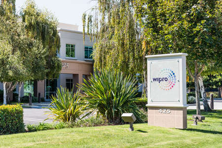 Sep 26, 2020 Mountain View / CA / USA - Wipro offices in Silicon Valley; WIPRO Ltd is an Indian multinational corporation that provides information technology, consulting and business process services