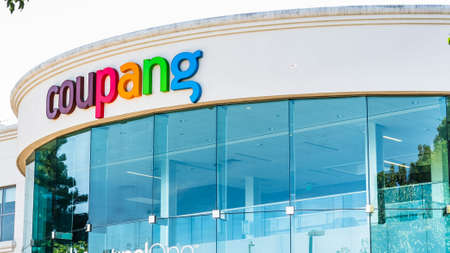 Sep 26, 2020 Mountain View / CA / USA - Coupang headquarters in Silicon Valley; Coupang Corporation is a South Korean e-commerce company;