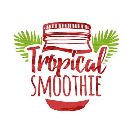2,191 Tropical Shake Stock Vector Illustration And Royalty Free ...
