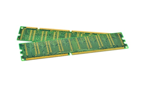 Stick of computer random access memory  RAM Stock Photo - 17677778